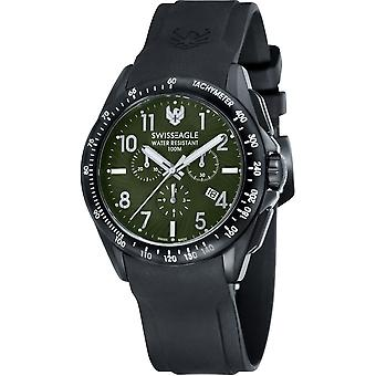 Swiss Eagle SE-9061-03 Heren Horloge