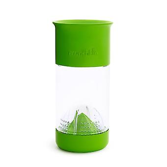 Munchkin Miracle 360 Obst Infuser Cup grün 14oz