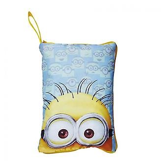 Worlds Apart Despicable Me Minion Hide 'n' Sleep Cushion
