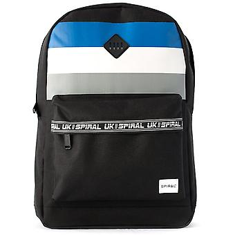Spiral SP Stripes Backpack in Blue