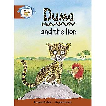 Literacy Edition Storyworlds Stage 7, Animal World, Duma and the Lion