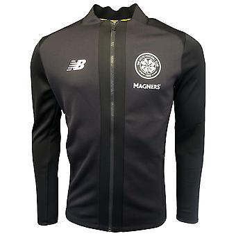 2019-2020 Celtic Game Jacket (zilvergrijs)