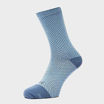 New Gore Men's C3 Dot Mid Socks Blue