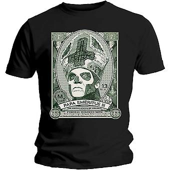 Ghost_Papa Cash T-Shirt