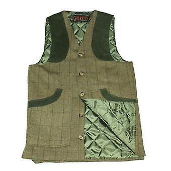 Spel Ashford Tweed vest
