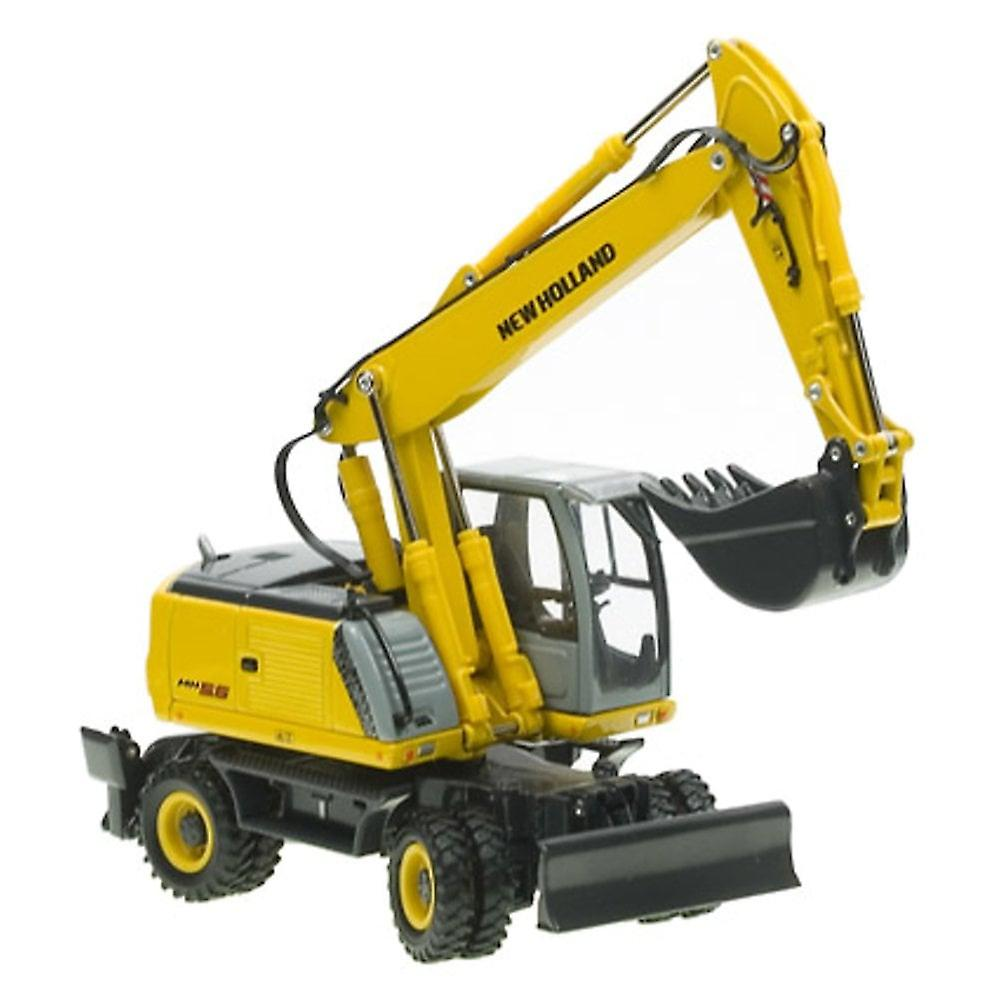 ROS 00191 New Holland MH 5.6 Wheeled Backhoe 1:50
