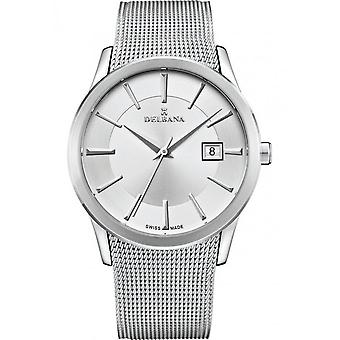 Delbana - Watch - Men - Classic Collection - 41701.626.6.061 - Oxford
