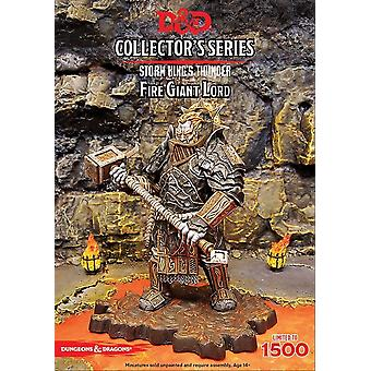 Fire Giant Lord D&D Collector's Series Storm Kings Thunder Miniature