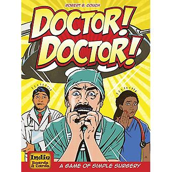 Doctor Doctor Board Game