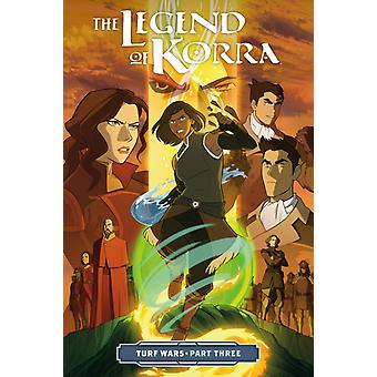 Legend Of Korra The Turf Wars Part 3 by Michael DiMartino