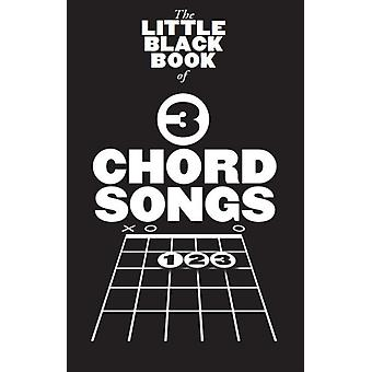 The Little Black Songbook  3 Chord Songs