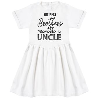 The Best Brothers Get Promoted To Uncle Baby Dress