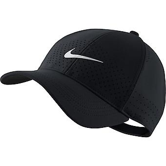 Nike Aerobill Legacy Run Cap | Black/White