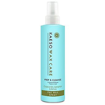 Kaeso prep & cleanse pre wax spray 495ml