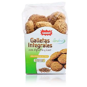 Sanavi Biscuits Spelled Bio 200 g