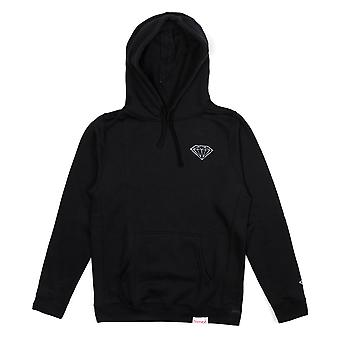 Diamond Supply Co Brilliant Core Hoodie Noir