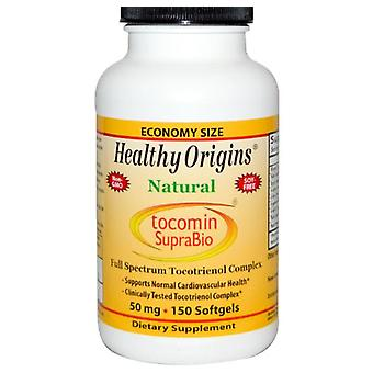 Tocomin SupraBio 50 mg (150 Softgels) - Origens Saudáveis