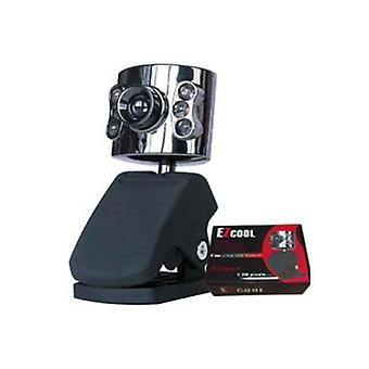 EZCool 1.3M Pixel PC USB Webcam