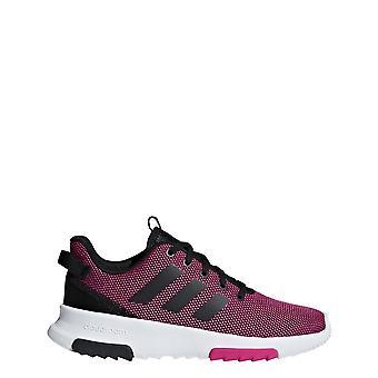 Adidas piger Cloudfoam racer TR sko (størrelser 10-2.5)