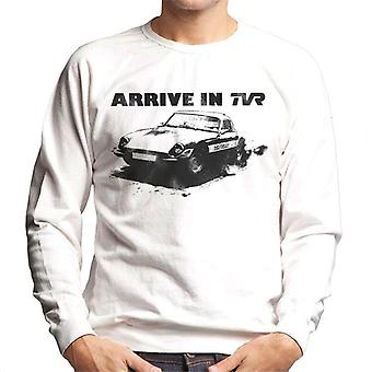 TVR Arrive In Retro M Series Men's Sweatshirt