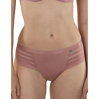 Lisca 22139-ND Women's Alegra Copper Nude Full Brazilian Brief