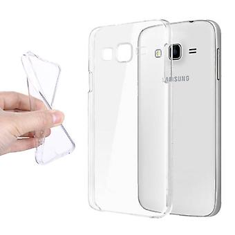 Stuff certificeret® 5-Pak transparent klar silikone taske Cover TPU sag Samsung Galaxy J5 Prime 2016