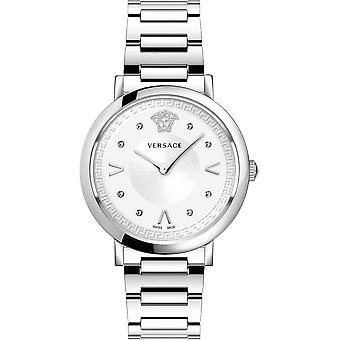 فيرساتشي ساعة اليد النسائية البوب شيك كوارتز VEVD00419