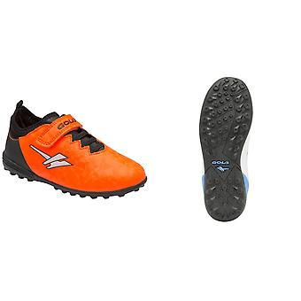 Gola Boys Alpha VX Touch Fastening Football Training Shoe