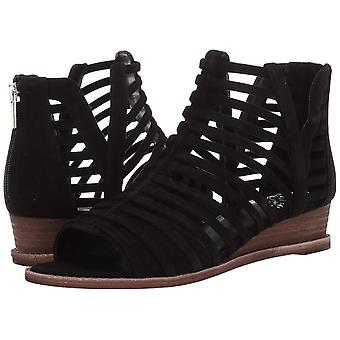 Vince Camuto Womens VC-REVEY Leather Peep Toe Casual Gladiator Sandals