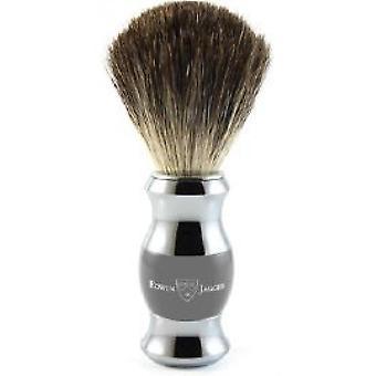 Blaireau grå-V ritable hår av Blaireau