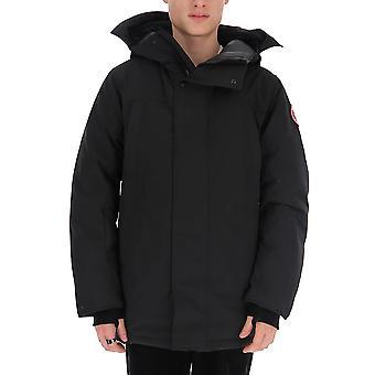 Canada Goose 3400m61 Men's Black Polyester Down Jacket