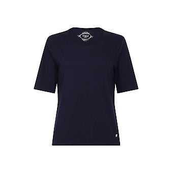 PENNY PLAIN Basic Navy  T-shirt