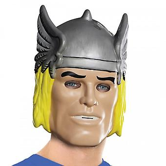 Thor Vintage Style Ben Cooper Costume Halloween Mask