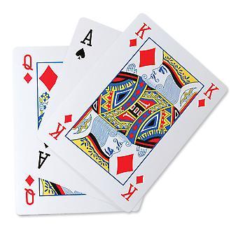 Bristol Novelty Extra large Playing Cards