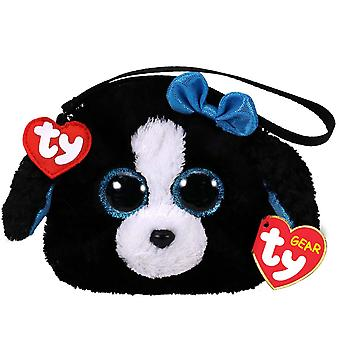 TY Beanie Boo Wristlet - Tracey the Dog