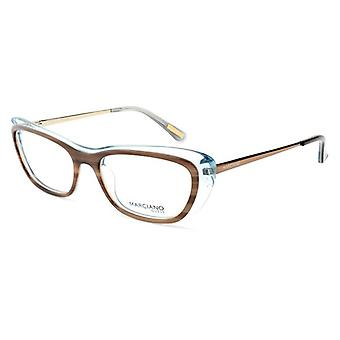 Ladies'Spectacle frame Guess Marciano GM229 (ø 53 mm) Brown (ø 53 mm)