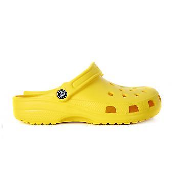 Crocs Classic Lemon 10001LEMON universal summer women shoes