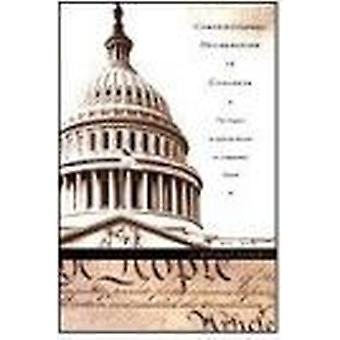 Forfatningsmæssige drøftelser i Kongressen - virkningen af retslige Revie