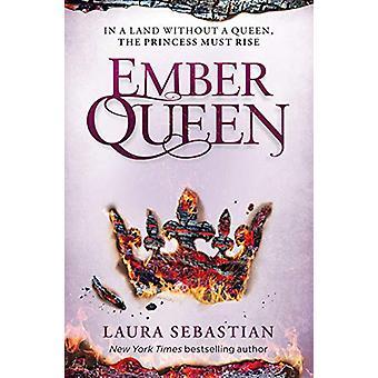Ember Queen by Laura Sebastian - 9781509855162 Bok