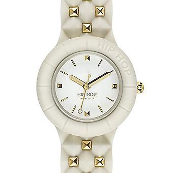 Hip Hop Analog quartz ladies Silicone wrist watch HWU0847