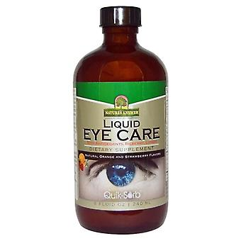 Nature's vastaus Eye hoito 240ml 1466
