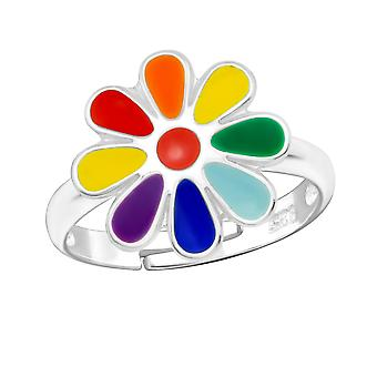 Flower - 925 Sterling Silver Rings - W27726x