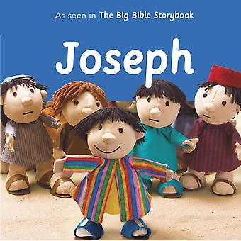 Joseph As Seen In The Big Bible Storybook by Maggie Barfield & Illustrated by Mark Carpenter