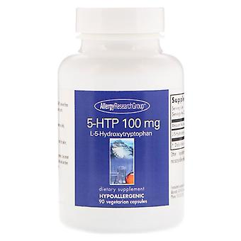 5-HTP 100 mg 90 Vegetarian Capsules - Allergy Research Group