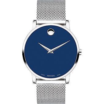 Movado - Wristwatch - Men - 0607349 - MUSEUM CLASSIC - Quartz Watch