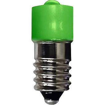 Wskaźnik LED Barthelme E10 Zielony 12 V DC, 12 V AC 5312 0113