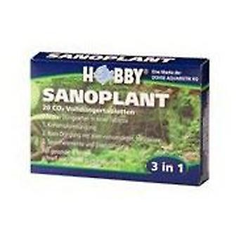 Hobby Healthyplant 20 Pills C02 (Fish , Aquarium Accessories , Carbon Dioxide)