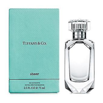 Tiffany and Co - Tiffany & Co. Sheer - Eau De Toilette - 75ML