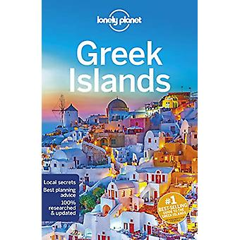 Lonely Planet Greek Islands by Lonely Planet - 9781787015746 Book