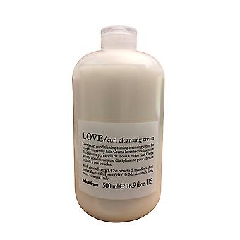Davines Love Curl Cleansing Cream Curly & Wavy Hair 16.9 OZ